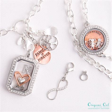 Origami Owl Collection - origami owl collection www charminglocketsbyaline