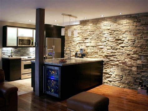 Adding a Basement Kitchen   HGTV