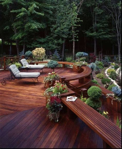 dream decks dream backyard garden grove pinterest