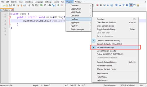 design text editor in java compile and execute java c and php from your favorite