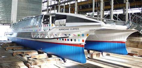 thames clipper fleet island marine
