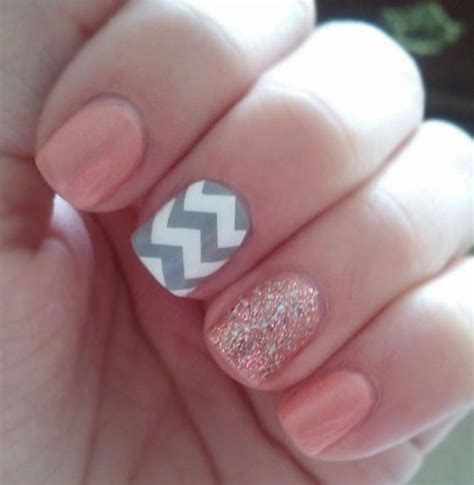 chevron pattern for nails large pattern chevron nail decals set of from