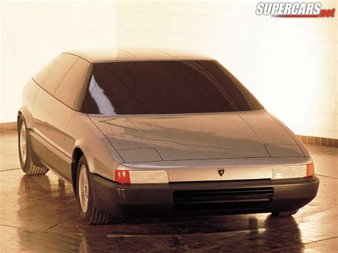 Lamborghini Polo 1982 Lamborghini Marco Polo Concept Lamborghini