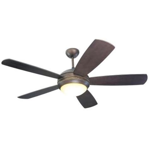 monte carlo 52 discus fan monte carlo discus 52 in bronze ceiling fan