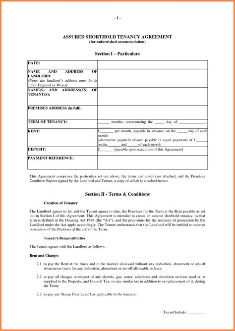 6 ontario legal separation agreement template purchase