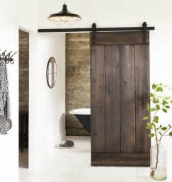 Barn Doors For Bathroom Favorite Things Friday Barn Door Track Kit