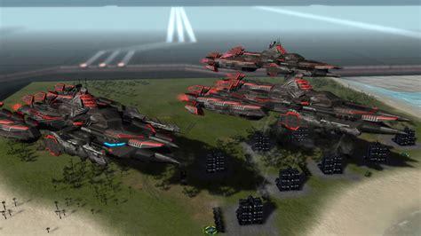 supreme commander mod cybran new speceships texture always on wip image