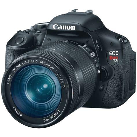 digital slr canon canon eos rebel t3i 18 mp cmos digital slr the price deals