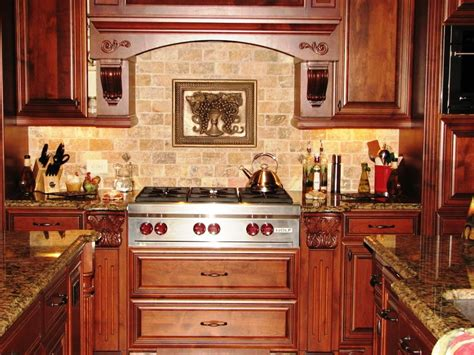 backsplash in kitchen ideas the ideas of kitchen backsplash designs kitchen remodel