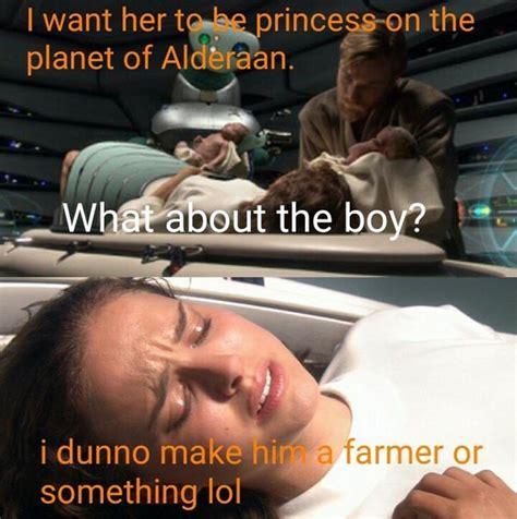 Star Wars Sex Meme - 29 star wars prequel memes smosh