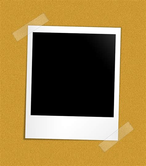 the polaroid illustration gratuite polaroid photographie vintage