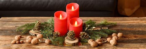 Decorazioni Con Candele by Come Fare Decorazioni Con Candele Di Natale Luminal Park