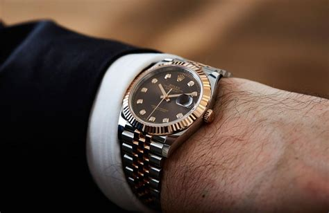 a review of rolex oyster perpetual datejust 41 s