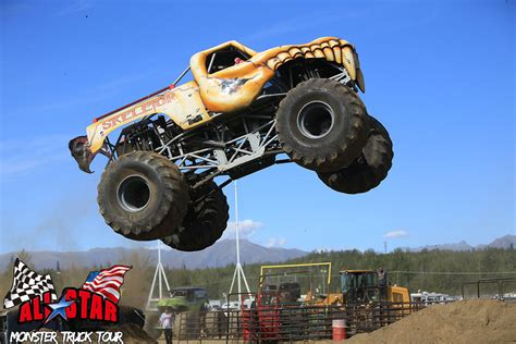 100 Monster Truck Show In Phoenix Az Professional