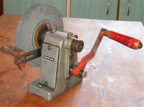 hand bench grinder 1000 images about sharpening on pinterest sharpening