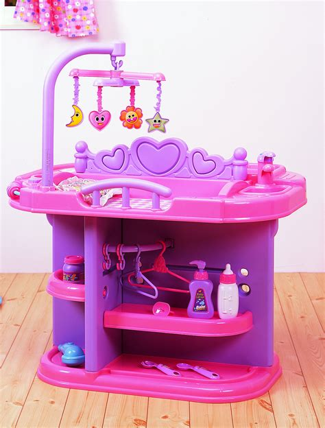 Baby Doll Changing Table And Care Center Upc 742293295168 Cp Toys Baby Doll Changing Table And Care Center With Accessories Upcitemdb