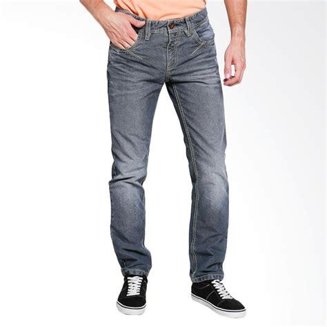Celana Jens Loreng jual emba fm327a pant celana pria heavy harga kualitas terjamin