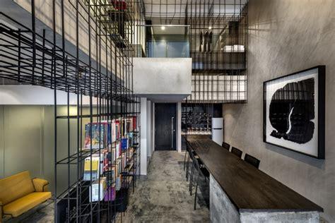modern design workshop ideas interior urbane the natural sculptural steel rods transform a loft into a work of art