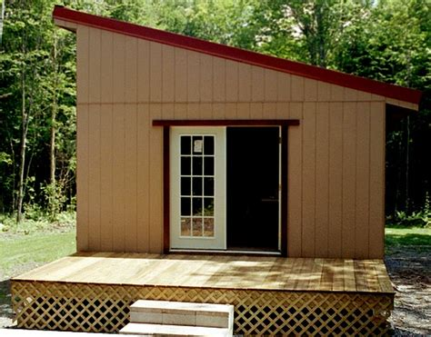 simple cabins built   owners