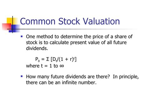 what is the value of current in a resistor 2 and b resistor 3 stock valuation