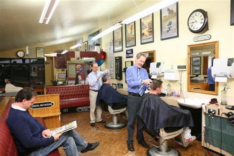 barber s headhunters barber shop railway museum enniskillen