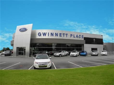 Gwinnett Place Ford by Gwinnett Place Ford Atlanta Parts Store