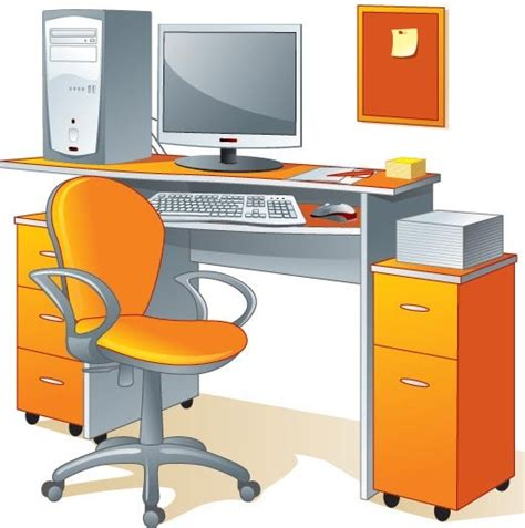 office furniture clipart free clipartsgram
