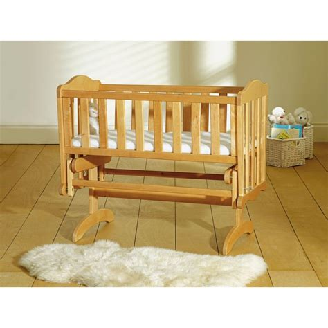 Buy Saplings Glider Crib Country At Argos Co Uk Your Argos Baby Cribs