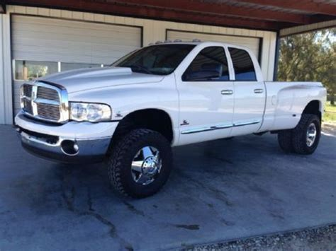 old car manuals online 2003 dodge ram 3500 security system purchase used 2003 dodge ram 3500 quad cab dually 5 9l cummins diesel 6 speed manual 4x4 slt in