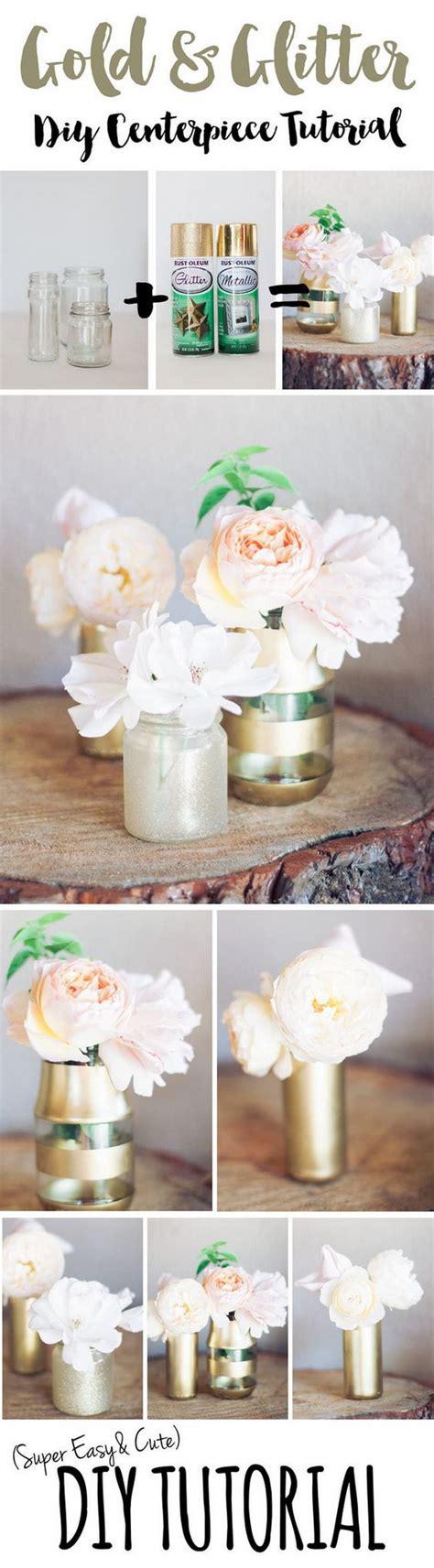 Handmade Wedding Centerpiece Ideas - awesome diy wedding centerpiece ideas tutorials