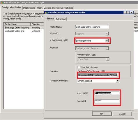 Search Profiles By Email Email Router Configuration Issue Dynamics Crm
