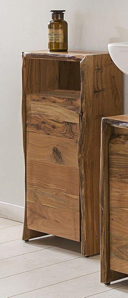 Kleines Badezimmer Schrank by Kasper Wohndesign Badezimmer Schrank Klein Akazie Massiv