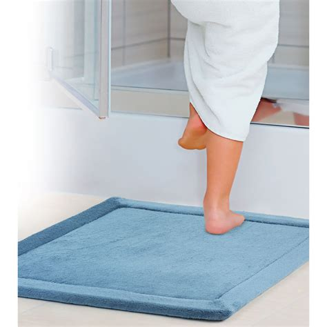 foam under bathtub beldray memory foam shower mat bathroom b m