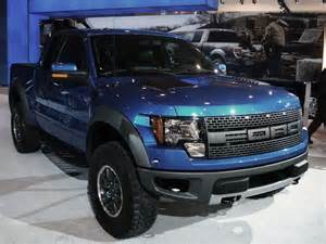 car model ford f150 raptor
