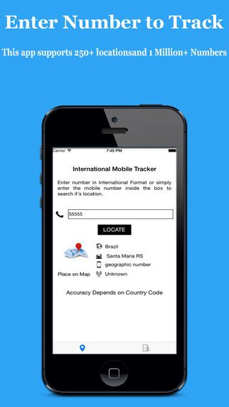Mobile Phone Number Tracker App Mobile Number Tracker Unlimited Iphone App Review