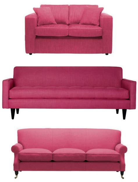 fuschia couch fuschia sofa awesome pink couches for and ikea light thesofa