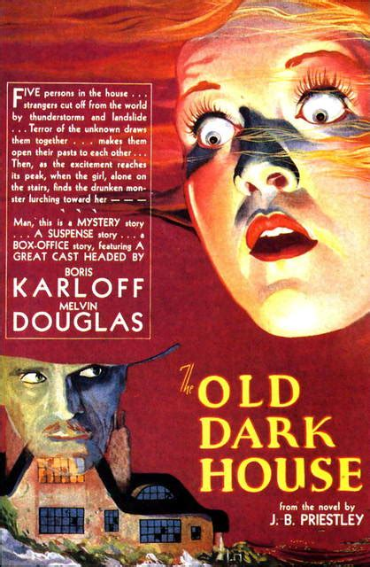 the old dark house 1932 the old dark house 1932 poster classic horror com