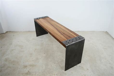 benching plates bench between iron plates creative iron