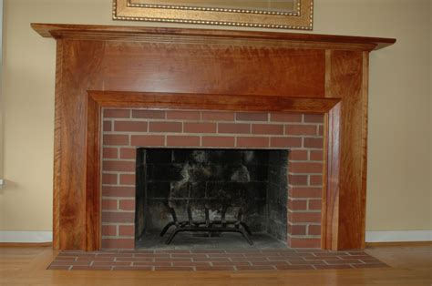 Fireplace Mantels On Brick by Johnschmidtwoodworking Fireplace Mantel