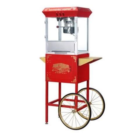 great northern roosevelt popcorn popper machine and