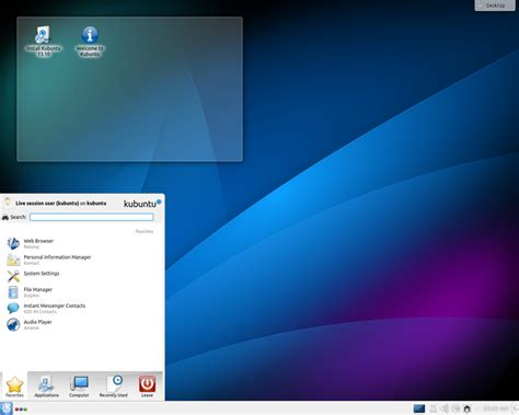 best kde distro top 5 distros kde gnu linux desktop