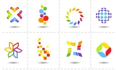 colorful logo design elements vector set 8 colorful logo design elements vector set welovesolo