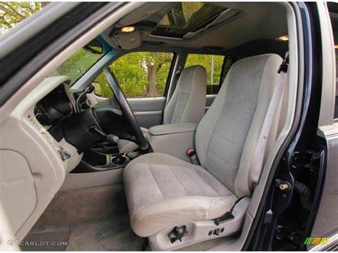 1999 Ford Explorer Interior by 1999 Ford Explorer Xlt 4x4 Interior Color Photos