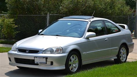 1999 Honda Civic Ex by My Daily Driver For 6 Years A 1999 Honda Civic Ex Coupe