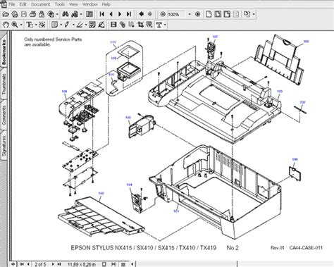 reset printer epson stylus office t30 epson office t30 t33 b30 t30 workforce 30 px 101
