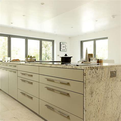 kitchen island worktop neutral kitchen island with granite worktop kitchen