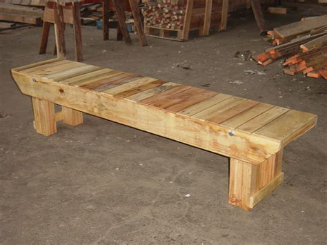 Wood Bench Plans For Free