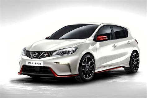 nissan pulsar nissan pulsar nismo brings 275bhp to the hatch party