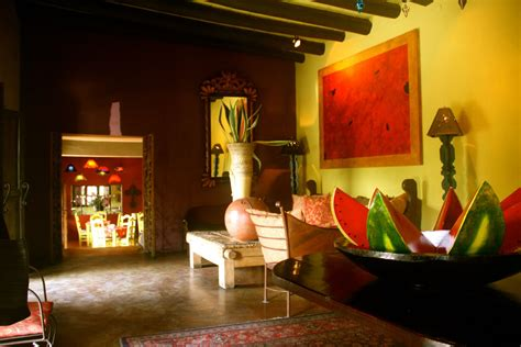 mexican inspired home decor mexican interior design inspiration photos from hotel