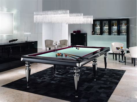 Glass Pool Table/Billiard Table   Contemporary   Family Room   orange county   by